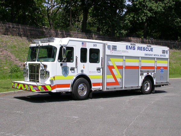 UH Emergency Medical Services | University Hospital, Newark, NJ